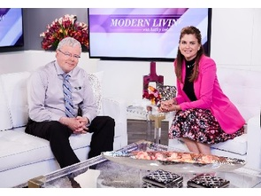 David Hardy and Kathy Ireland on Modern Living